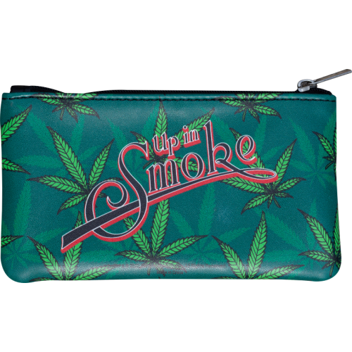 Cheech & Chong Up In Smoke Leaf Tobacco Pouch Front
