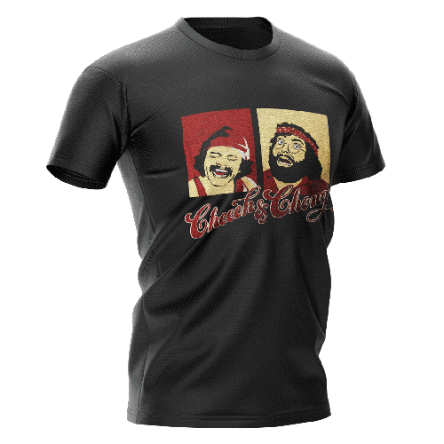 Cheech & Chong Up In Smoke Tee