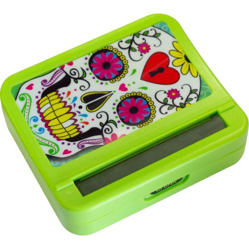 Glow In The Dark Rolling Tin Assorted Designs