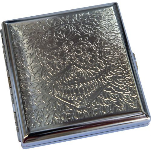 Embossed Metal Case Assorted Designs