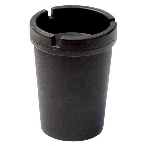 Ashtray Butt Bucket Black