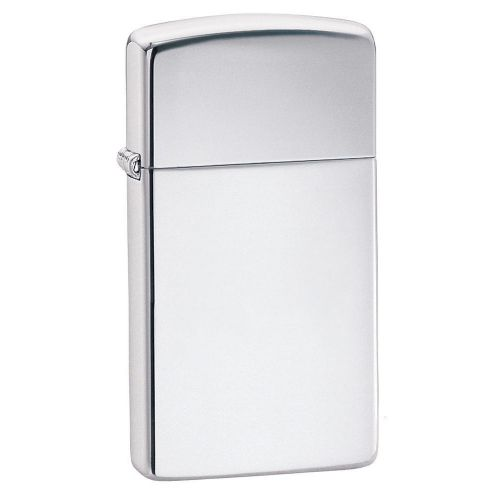 Zippo - Slim High Polish Chrome