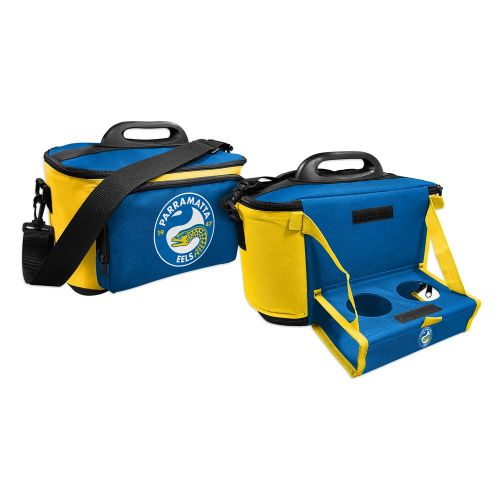 NRL Eels Cooler Bag With Drop Tray Flat Pack