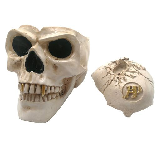 Ashtray Skull