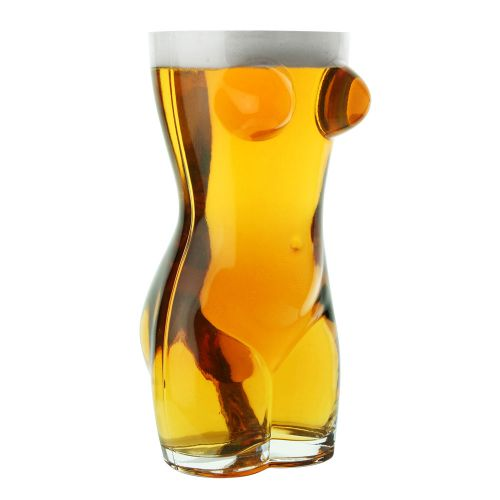 Beer Glass Booty Shape