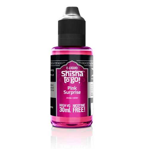 Xeo Shisha2Go E-Liquid - Pink Surprise