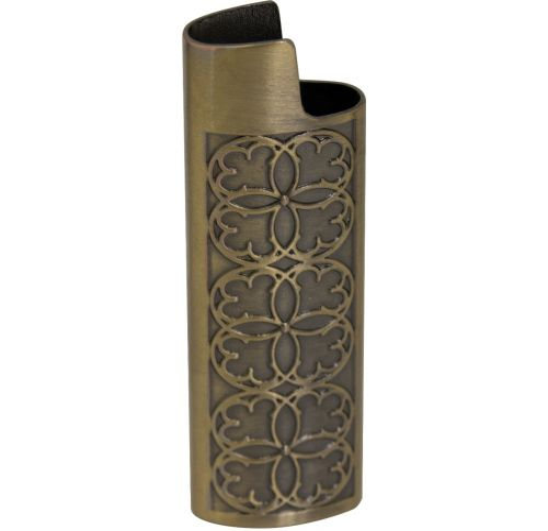 Armor Lighter Cover Bronze
