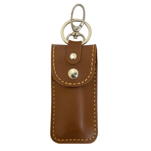 Lighter Case Leather Tan