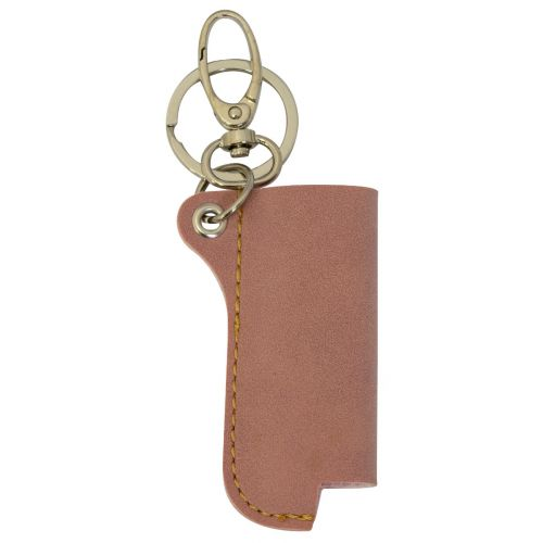 Lighter Case Suede Rose