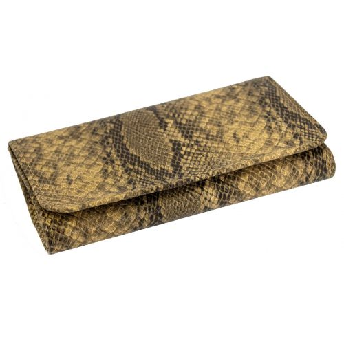 Tobacco Pouch Snake Skin