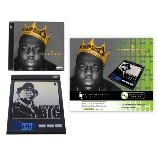 Notorious B.I.G Digital Scale
