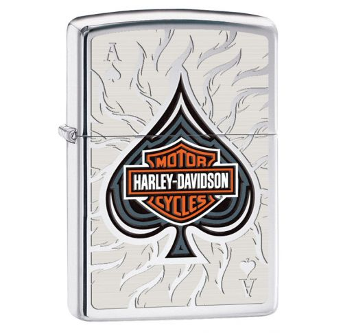 Zippo Harley Davidson® Ace Shield
