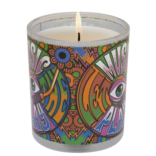 Smokezone Odour Eater Candle Music