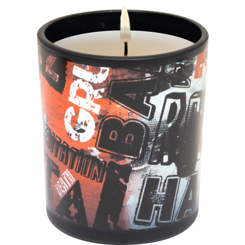 Smokezone Odour Eater Candle Rock