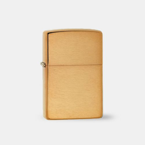 Zippo - Vintage High Polished Brass