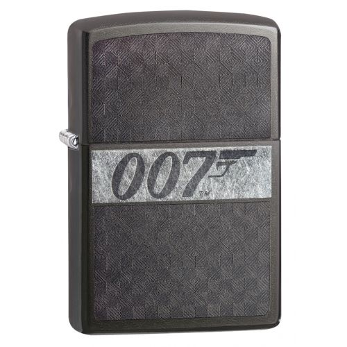 Zippo - James Bond Gray Iced