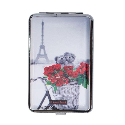 Cigarette Case Paris Fashion 3 Asst Holds 12 Champ Dl8 Tower Café Teddies
