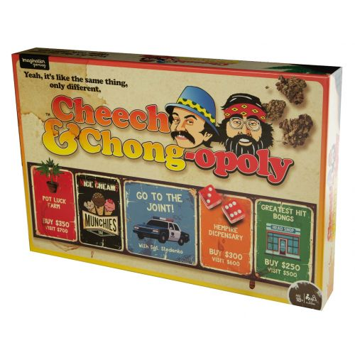 Cheech & Chong-opoly