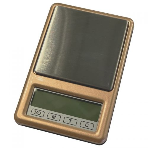 Digital Scales Gold