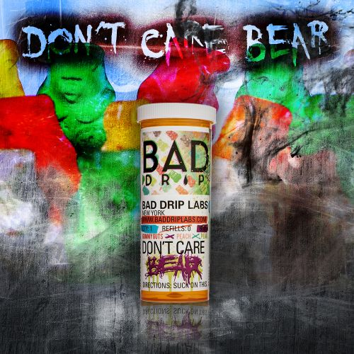 Bad Drip - Don't Care Bear