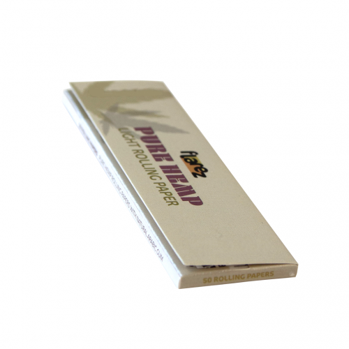 Flarez Pure Hemp Rolling Papers 50 Leaves