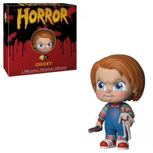 5 STAR CHILDS PLAY CHUCKY FIGURE