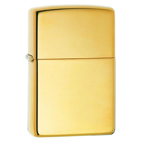 Zippo - Brass No Lettering High