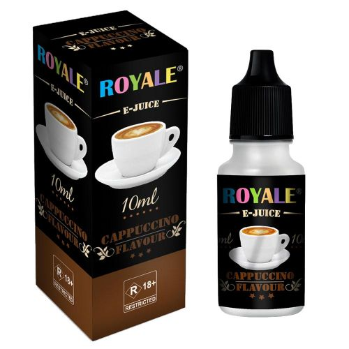 Royale - Cappuccino 10ml