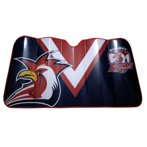 NRL Roosters Car Shade 2018