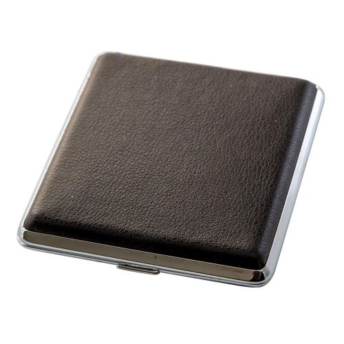 Cigarette Case Pu Holds 20