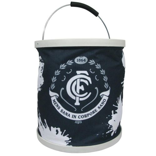 AFL Carlton Collapsible Bucket
