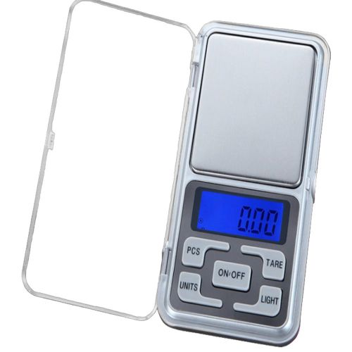 Digital Scales Silver 956907