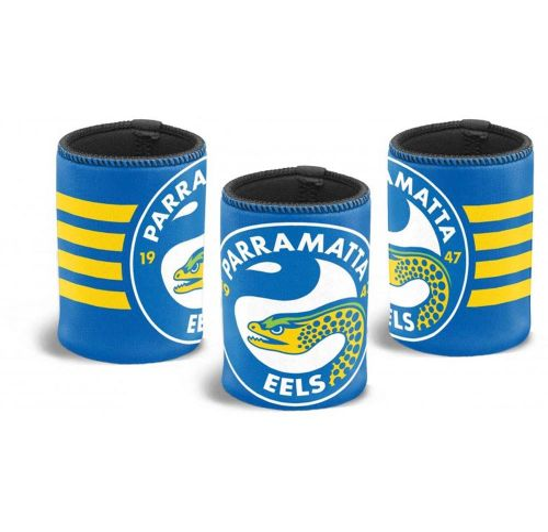 NRL Eels Jersey Can Cooler