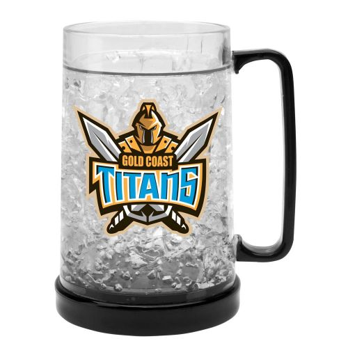 NRL Titans Ezy Freeze Mug 480ml