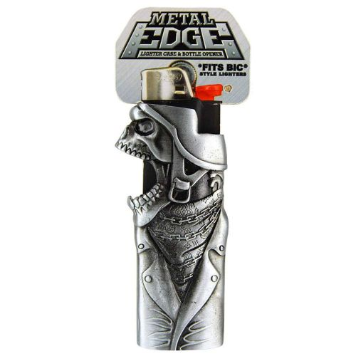 Metal Edge Lighter Cover