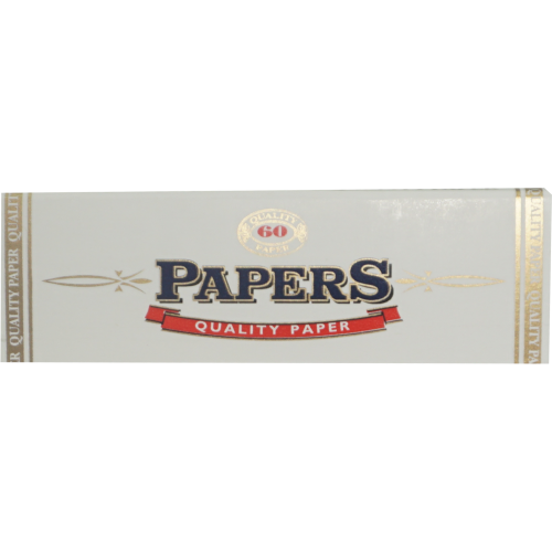 Papers Rolling Papers 60 Leaves