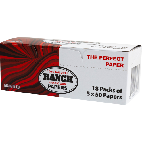 Ranch Rolling Papers 4,500 Leaves (90x50L)