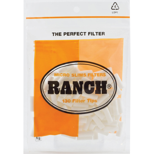 Ranch Micro Slim Filters 130