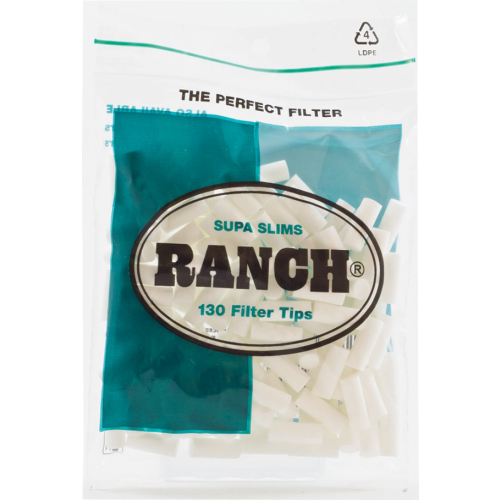 Ranch Supa Slim Filters 130