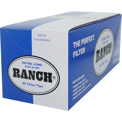Ranch Extra Long Filters 960 (12x80)