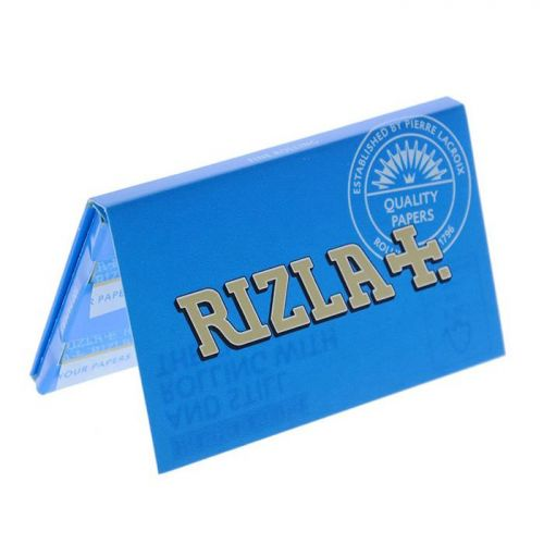 Rizla Blue Double Rolling Papers 100 Leaves