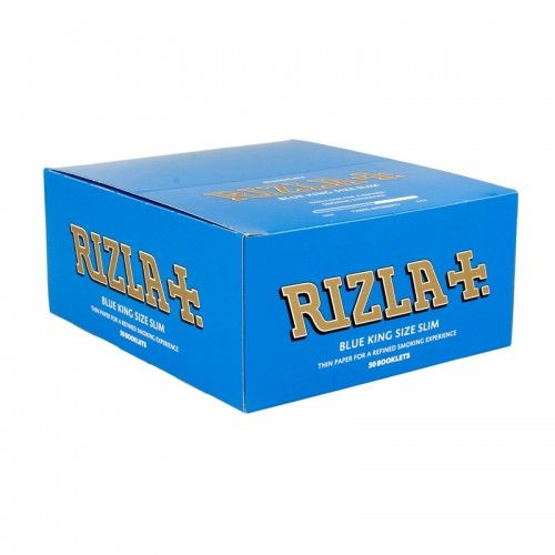Rizla Double Blue Rolling Papers 5,000 Leaves (50x100L)