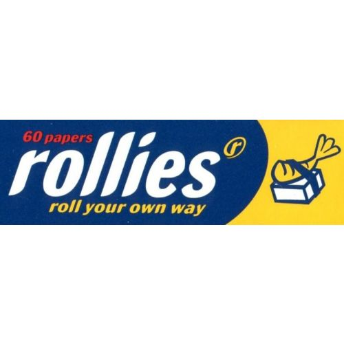 Rollies Rolling Papers 60 Leaves