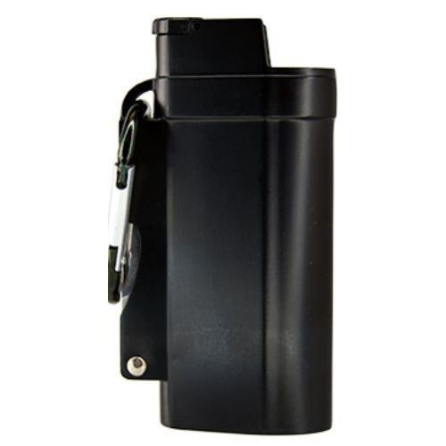 Black Smokezilla Cig Saver Lighter Case & Tool Kit