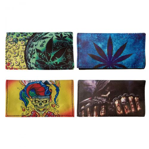 Tobacco Pouch Printed Designs
