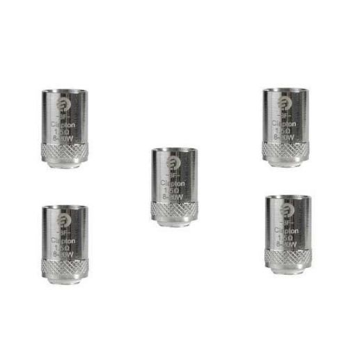 Vape Coils pack of 5 at 1.5ohm