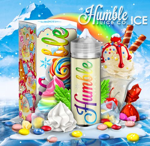 Humble Juice Co. - Vape The Rainbow