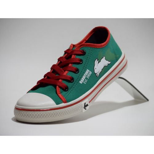 NRL Sneakers for Kids Rabbitohs