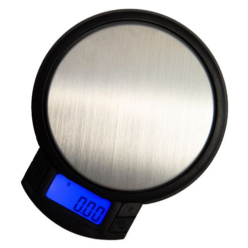 Digital Scales Pocket Black 10/50