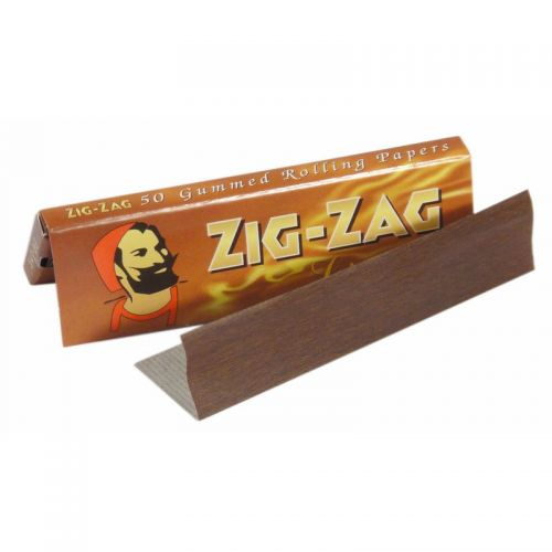 Zig Zag Liquorice Rolling Papers 50 Leaves
